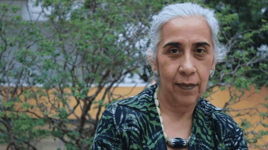 Ainda vivemos no Brasil o impacto do tráfico de escravos 400 anos depois, diz Irene Vida Gala - VINICIUS MENDES