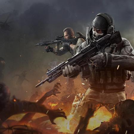 A versão mobile de Call of Duty foi baixada 100 milhões de vezes na semana de lançamento - Divulgação