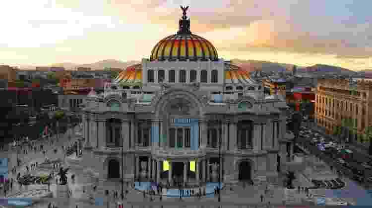 Palácio Bellas Artes, na Cidade do México - David Carballar/Unsplash