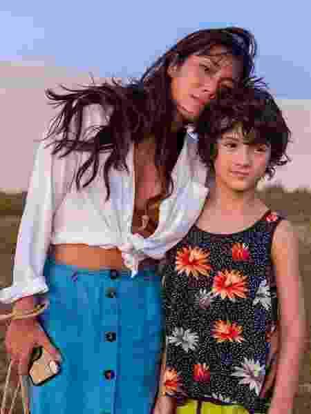 Danni Suzuki e o filho, Kauai - Reprodução/ Instagram