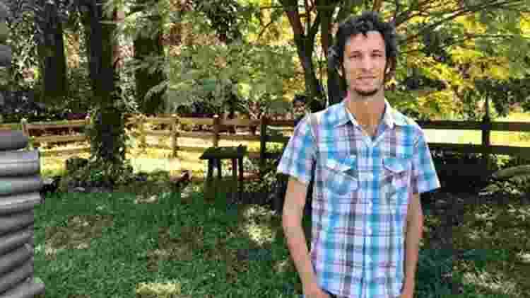 O publicitário Renato Consonni, 39 anos  - Arquivo Pessoal / Reprodução Ag. Estado - Arquivo Pessoal / Reprodução Ag. Estado
