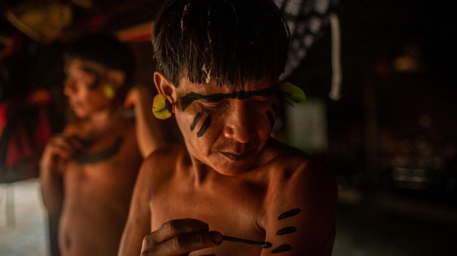 Reserva Yanomami abrange parte do território de Roraima e do Amazonas - Victor Moriyama / ISA/Victor Moriyama / ISA