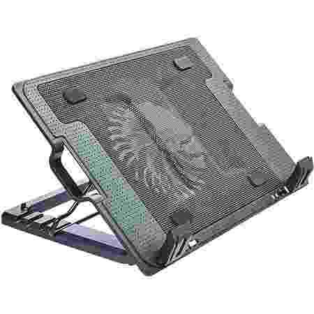 Base cooler vertical para notebook Multilaser - Divulgação - Divulgação