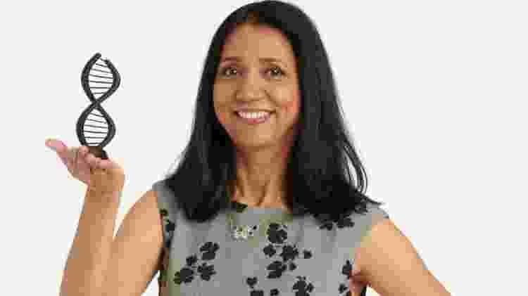 Laxmi Parida - Arquivo Pessoal - Arquivo Pessoal
