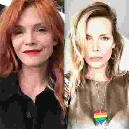 Michelle Pfeiffer dá adeus ao loiro e exibe novo visual para filme  - Reprodução / Instagram