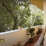Luisa Arraes e Caio Blat mostram apartamento intimista no RJ - Reprodução YouTube