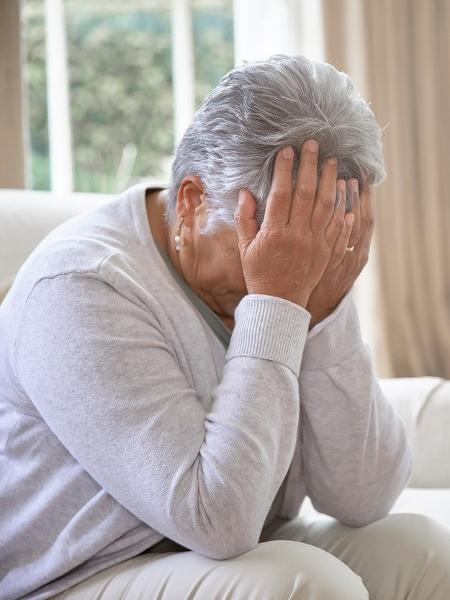 Pesquisa mostra que é preciso dar atenção a sintomas psicológicos que surgem no período - Getty Images/iStockphoto