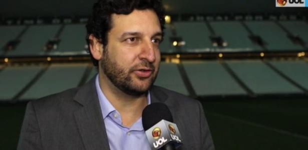 Gustavo Herbetta deixou o Corinthians