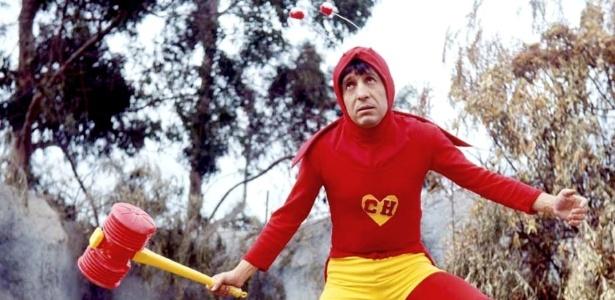 Roberto Gómez Bolaños como Chapolin; herói completa 45 anos nesta quinta - Divulgação/Televisa