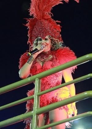 Márcia Freira agita o Carnaval de Salvador no Circuito Dodo