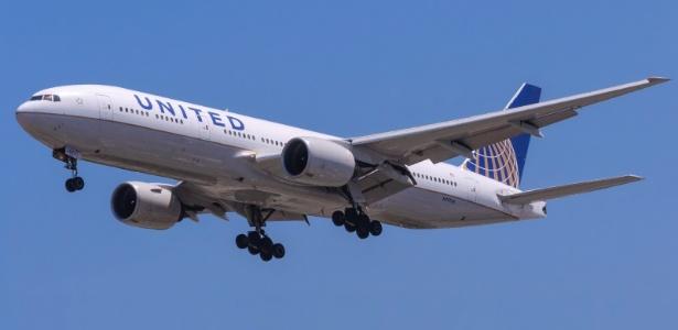O incidente ocorreu em um avião da companhia United Airlines - InSapphoWeTrust/Creative Commons