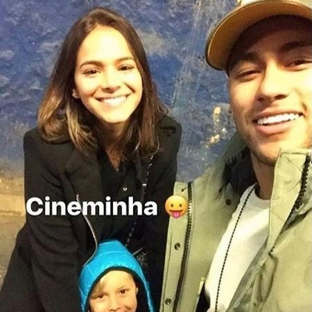 Reprodução/Instagram/@neymarbrunetes