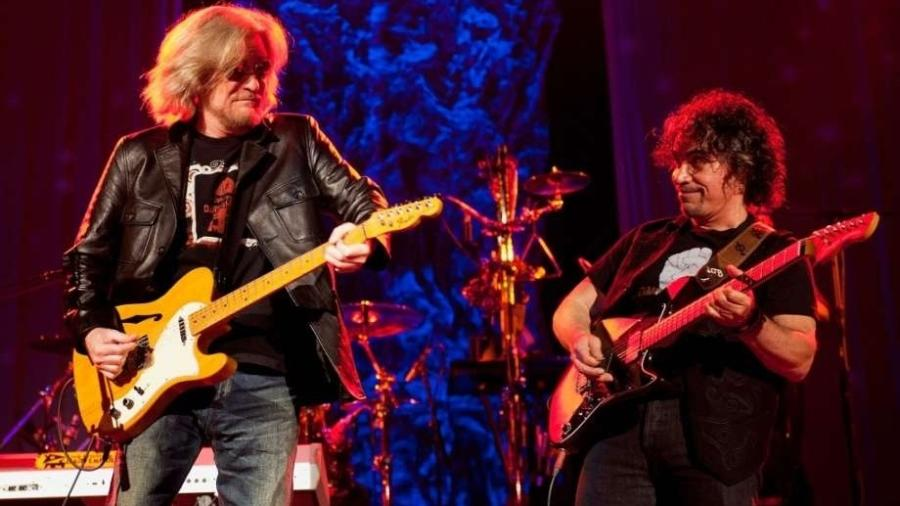 Daryl Hall e John Oates, da dupla Hall & Oates - Erika Goldring/Getty Images
