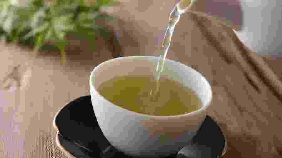 Que tal uma xícara de chá verde? - iStock