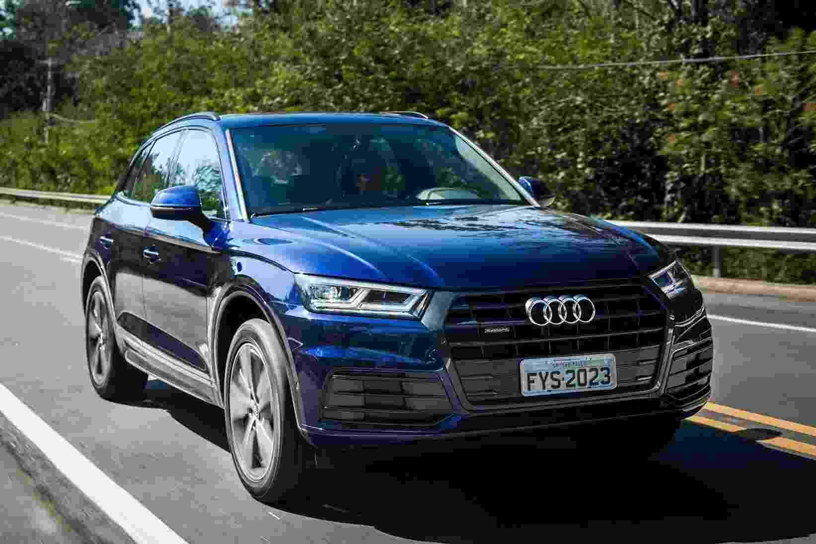 Audi Q5 2018 - Divulgação