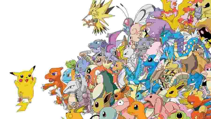Divulgação/The Pokémon Company