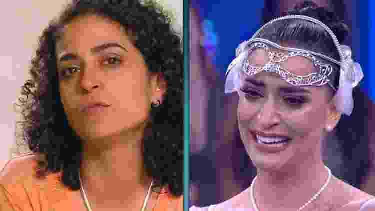"""Vencedora da """"Dança"""", Maria Joana chora ao rever problemas de família - Reprodução/GShow - Reprodução/GShow"""