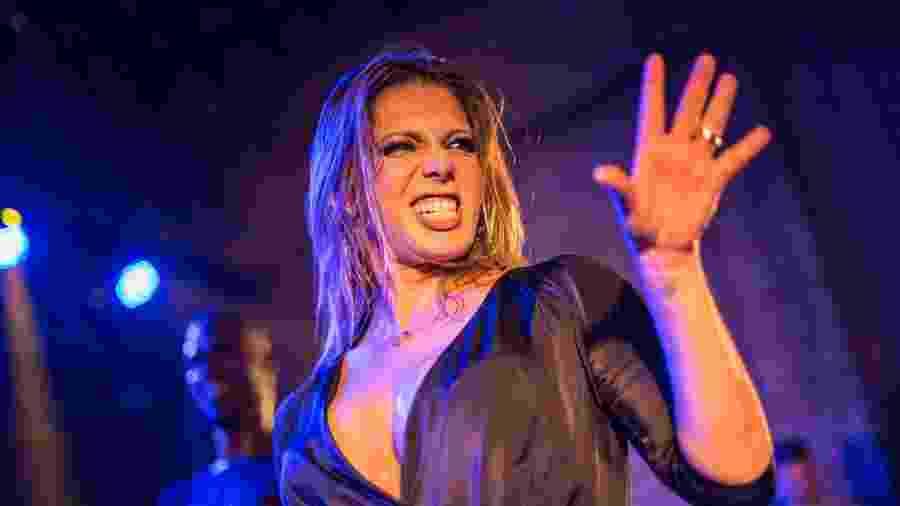 Festival Agrada Gregos com Sheila Mello - André Lucas/UOL