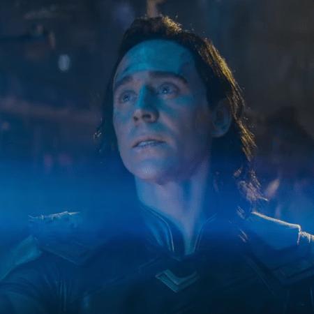 Tom Hiddleston como Loki - Reprodução