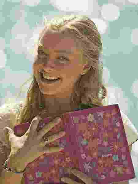 """Amanda Seyfriend em cena de """"Mamma Mia!"""" - Divulgação - Divulgação"""