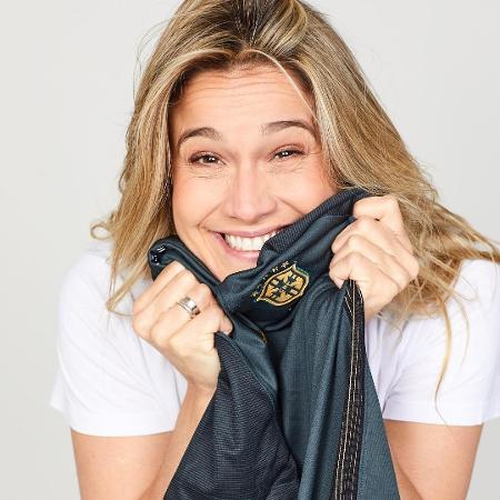 A jornalista Fernanda Gentil, da Globo - Reprodução/Instagram/gentilfernanda