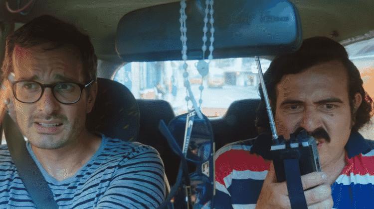 """Cena da série """"Turismo Macabro"""" - Reprodução/Netflix - Reprodução/Netflix"""