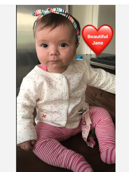 Jane, filha de Patrícia Abravanel - Reprodução/Instagram