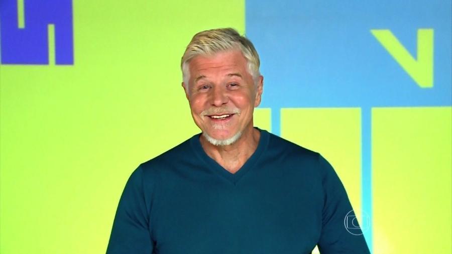 """Miguel Falabella teve uma passagem marcante no """"Vídeo Show"""" - Reprodução/TV Globo"""