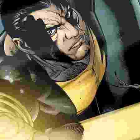 O herói da DC Adão Negro - Reprodução - Reprodução