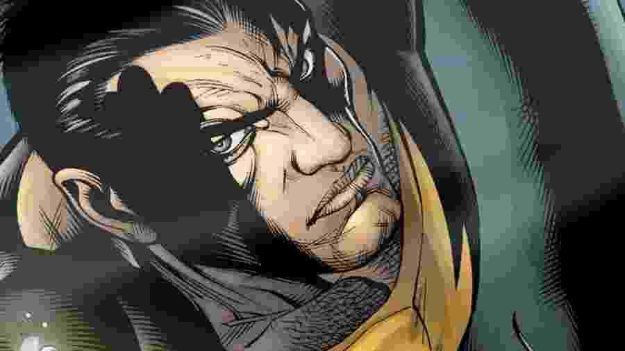 O herói da DC Adão Negro - Reprodução