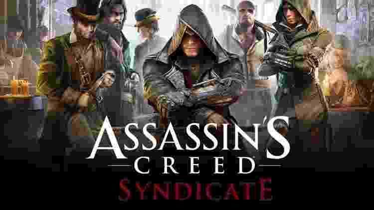 Capa Assassin's Creed syndicate - Reprodução - Reprodução