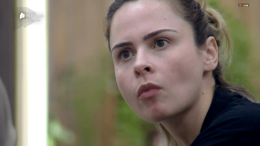 Ana Paula teve mais uma briga com Nadja Pessoa antes da festa desta sexta-feira (5) - Reprodução/PlayPlus