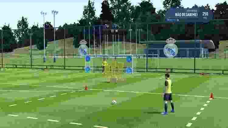 FIFA Cobrança de Falta 2 - Reprodução - Reprodução