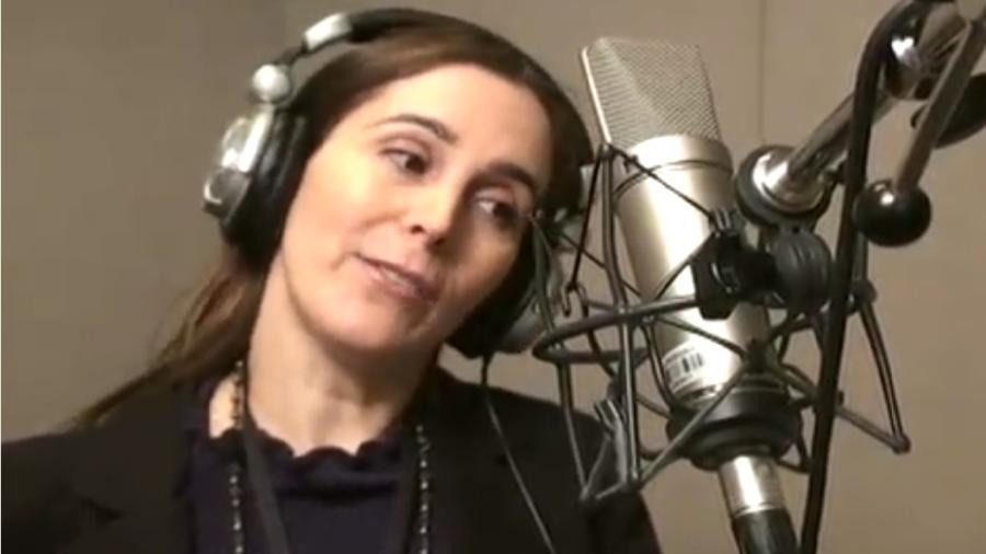 """Renata Xavier, ex-locutora do """"Vídeo Show"""" - Reprodução/TV Globo"""