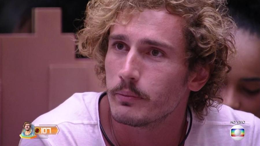 """Alan, participante do """"BBB19"""" - Reprodução/TvGlobo"""