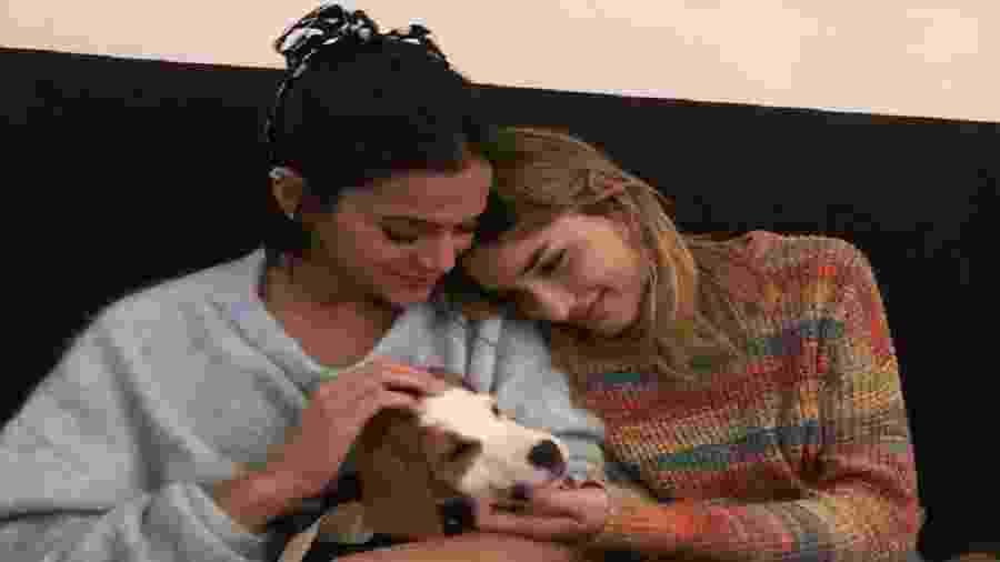 Bruna Marquezine, Sasha e Amêndoa em Nova York - Reprodução/Instagram
