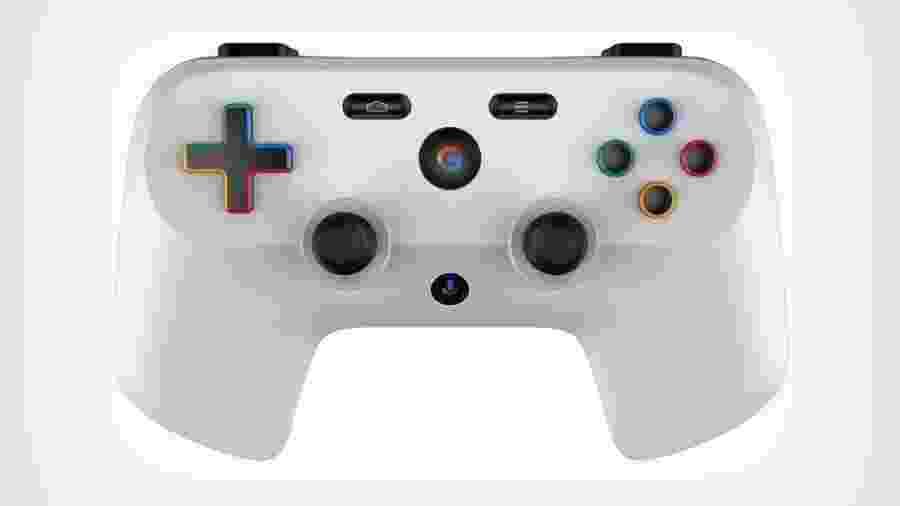 Designer recria joystick do console do Google baseado em patente - Sarang Sheth/Yanko Designs