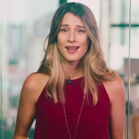 Bettina diz em vídeo que começou a investir com apenas R$ 1.520 e em três anos já tem mais de R$ 1 milhão -