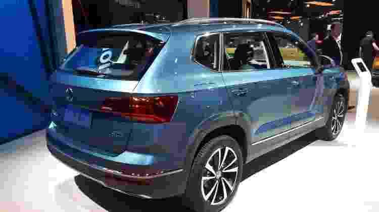 Volkswagen Tarek (traseira) - Vitor Matsubara/UOL - Vitor Matsubara/UOL