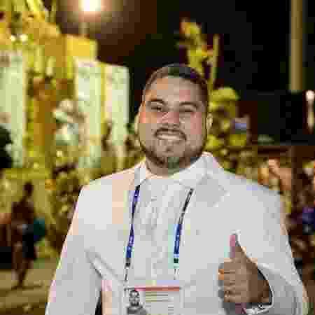 Wallace Palhares assume o comando da entidade - Jaylton Pimentel/Divulgação