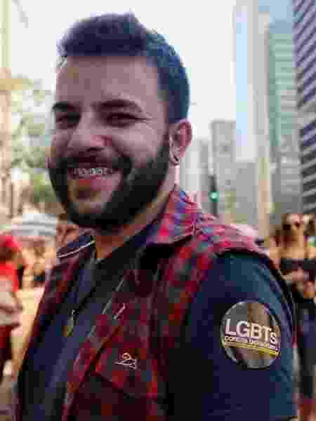 """Lucas Fernando: """"Público está mais engajado"""" - Luciola Villela/UOL"""