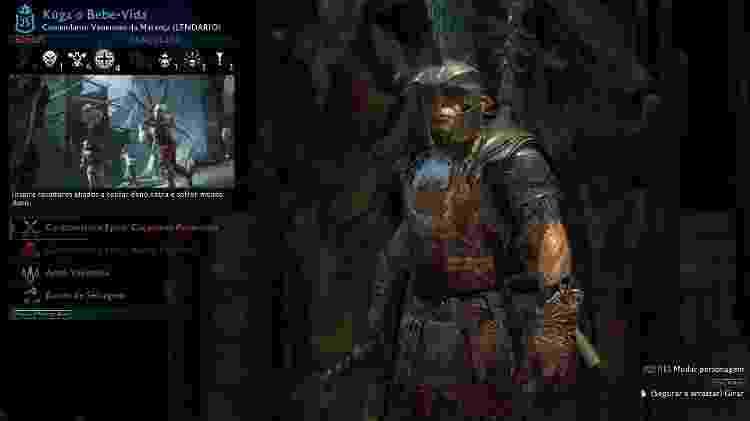 Terra Média: Sombras da Guerra 2 - Reprodução - Reprodução