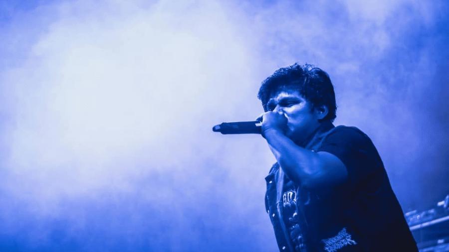 Vocalista da banda Apes of God foi assassinado durante show - Reprodução