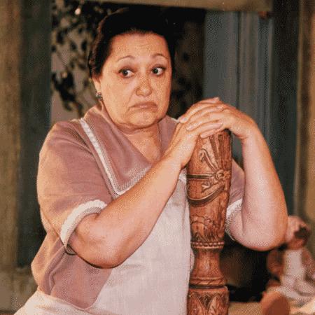Dona Mimosa é um dos personagens mais lembrados de Suely Franco na TV - Cristiana Isidoro/Globo