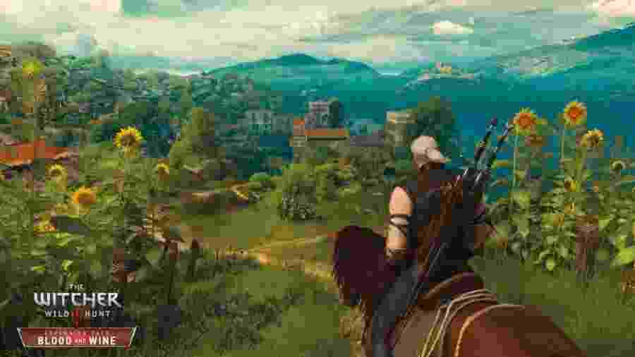 The Witcher 3: Wild Hunt - Complete Edition (Switch) - Divulgação