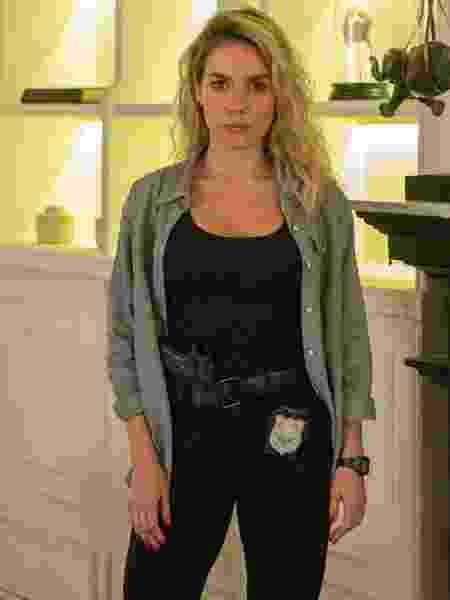 Monique Alfradique - Cesar Alves/TV Globo - Cesar Alves/TV Globo