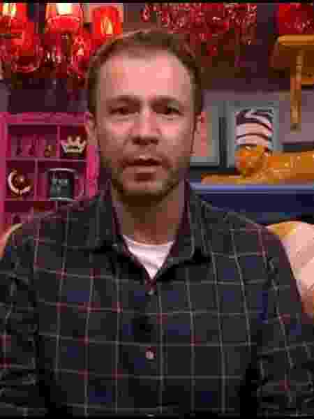 Tiago Leifert, apresentador do BBB 20 - Reprodução/TVGlobo