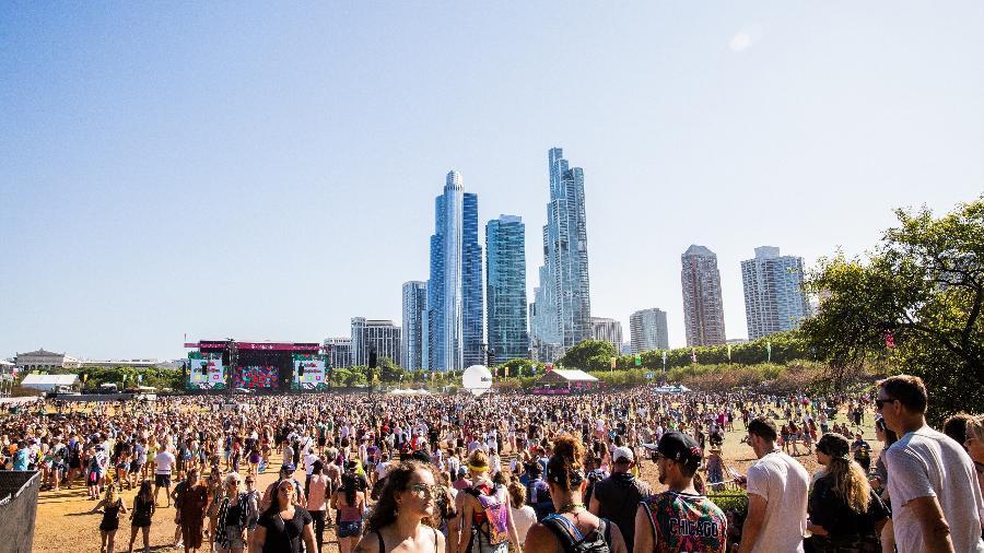 Lollapalooza: MPRJ apura denúncia sobre reembolso de ingressos - Keenan Hairston
