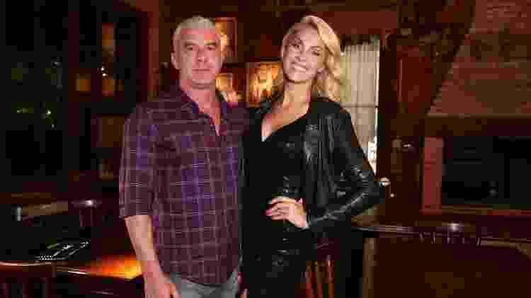 Ana Hickmann acompanhada do marido - Manuela Scarpa/Brazil News - Manuela Scarpa/Brazil News