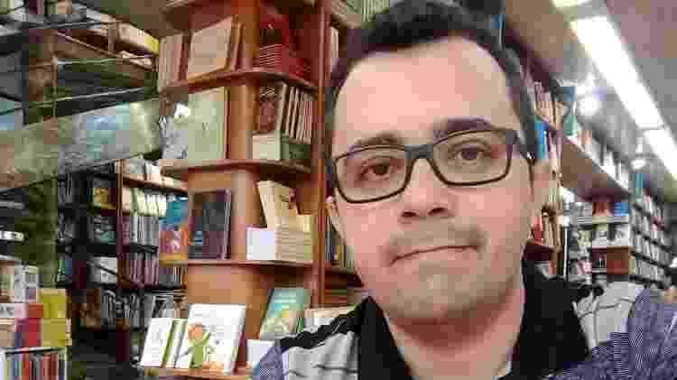 O escritor Mailson Furtado participa de lives sobre literatura na quarentena - Data.Labe - Data.Labe